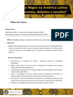 Feminismo Negro Na America Latina