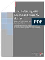 Load Balancing With Apache and Jboss As
