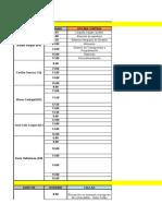 23792-Cronograma de Auditoria Externa - Sgs