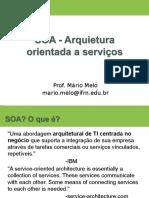 Aula 01 - SOA e Web Services