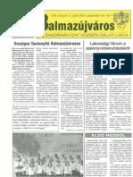 Balmazújváros újság - 2004 szeptember