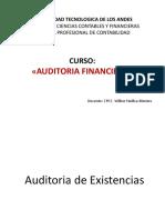 10decina Clase - Existencias (1)