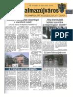 Balmazújváros újság - 2005 április