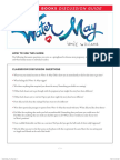 Water in May Discussion Guide