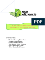 Seguridad Plan de Ecoeficiencia
