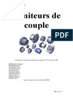CM 3A Limiteurs de Couple