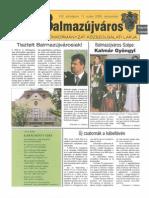 Balmazújváros újság - 2005 december