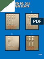 Tren Del Cielo Para Flauta PDF