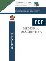 m.d. Arquitectura Ccollpapampa