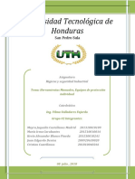 Tarea Grupal Herramientas Manuales