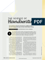 The SCIENCE of Handwriting_Sam Keim