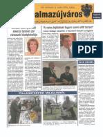 Balmazújváros újság - 2005 május