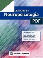 Diccionario Neuropsicología