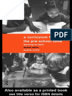 A Curriculum for the Pre-School     Child Learning to Learn 2nd Edition Audrey Curtis.pdf