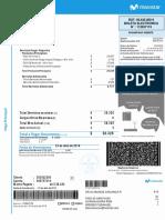 Documento Cliente 580767010