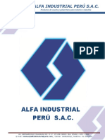 Brochure Alfa Industrial .