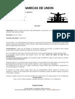 DINAMICAS DE UNION.doc