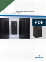 Liebert PDX Brochure Spanish