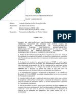 Vazamento de Informações Para A Imprensa Abuso do MP Improcedência