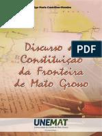 Discurso de Constituição da Fronteira de Mato Grosso