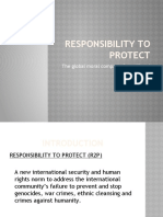 IS105 - Responsibility to Protect