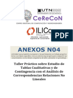 Tutorial AFCS Herramientas  Xlstat,  SPAD, SPSS, FactoMineR Y FactoClass