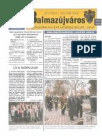 Balmazújváros újság - 2006 január
