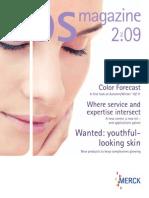 Merck Chemicals - COS Magazine 2.09