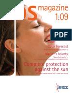 Merck Chemicals - COS Magazine 1.09
