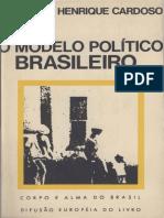 o modelo político brasileiro - fhc.pdf