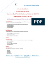[July-2018] New PassLeader 156-215.80 Exam Dumps (Section B)