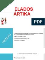 FORMULA EMPRESARIAL DE ÁRTIKA