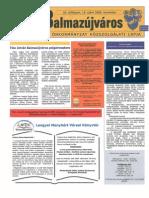 Balmazújváros újság - 2006 November