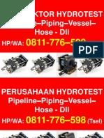 Jasa Pneumatic Test Surabaya