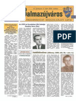 Balmazújváros újság - 2006 október