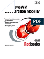 Partition Mobility