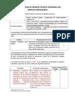 3. Acta de conformidad - DMINAM + CAF FARS 2 - Segundo entregable