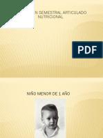 Evaluacion Niño 2014