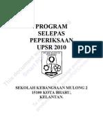 Program Selepas UPSR