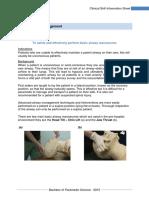 Basic Airway Management - Information Sheet