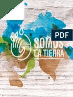 Inta -Somos La Tierra - Libro CD 12x12 Por Pagina