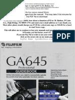 Fujifilm Ga645 Full