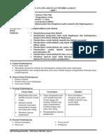 Rpp Ipa Kelas Xi
