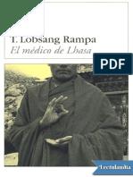 El Medico de Lhasa - T. Lobsang Rampa