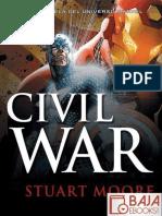 Civil War - Stuart Moore.epub