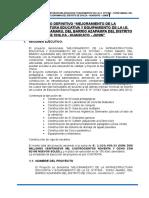 Predimensionamiento 2006 - Ing. Roberto Morales