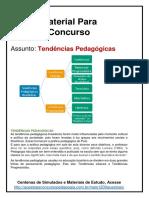 6. Concurso Professor TEND PED.