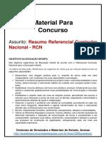 7. Concurso Referecial Curricular Nacional