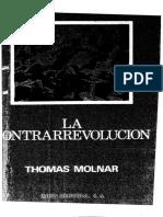 La Contrarrevolución - Thomas Molnar.pdf