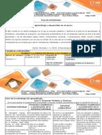 Guía de Actividades y Rúbrica de Evaluación - Paso 3 - Fase de Diseño y Construcción.